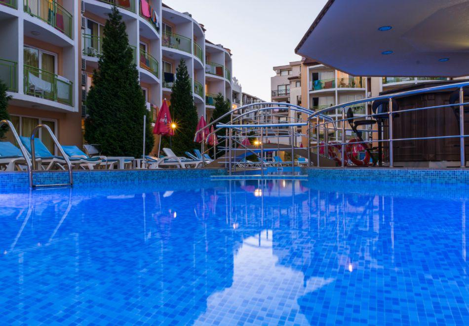 Ранни записвания за лято 2021! 3, 5 или 7 нощувки на база All inclusive на човек + басейн в хотел Сън сити, Слънчев Бряг. Дете до 13г. - безплатно, снимка 6