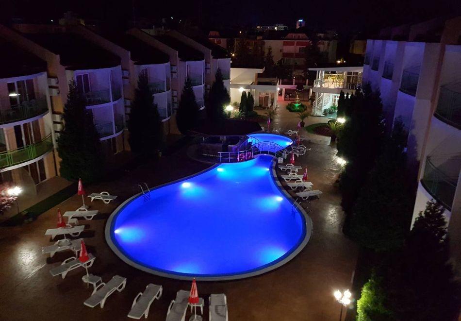 Ранни записвания за лято 2021! 3, 5 или 7 нощувки на база All inclusive на човек + басейн в хотел Сън сити, Слънчев Бряг. Дете до 13г. - безплатно, снимка 4