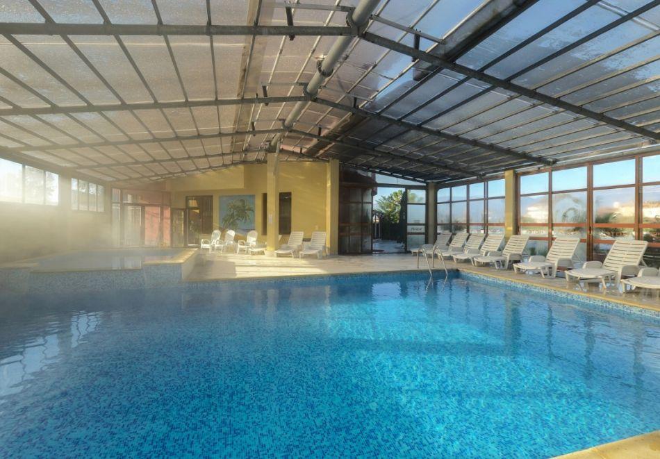 Май и юни в Огняново! 1, 2, 3 или 4 нощувки на човек със закуски и вечери + 2 минерални басейна и релакс зона от хотел Елеганс СПА***, снимка 5