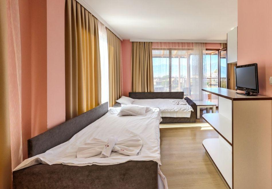 1, 2, 3 или 4 нощувки на човек със закуски и вечери + 2 минерални басейна и релакс зона от хотел Елеганс СПА***, Огняново, снимка 11
