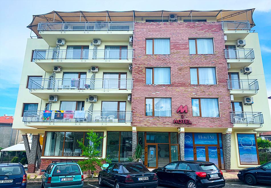 Семеен Хотел М2, Приморско, снимка 3