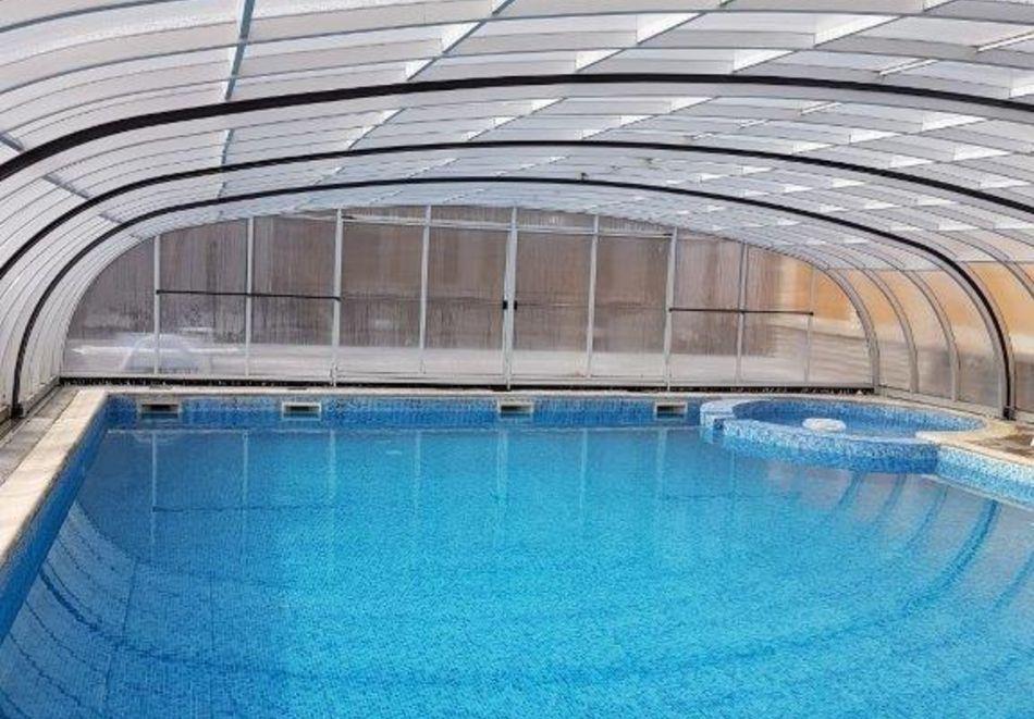 Нощувка на човек + минерален басейн и релакс зона от хотел Прим, Сандански, снимка 5
