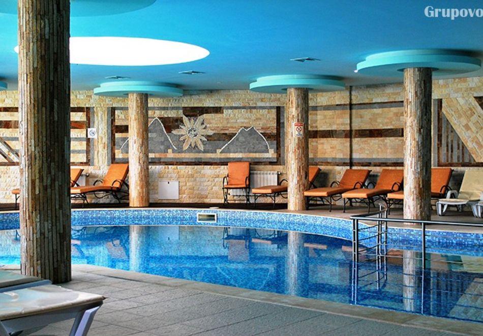Нощувка на човек на база All inclusive light + басейн и релакс зона в комплекс Зара**** Банско, снимка 4