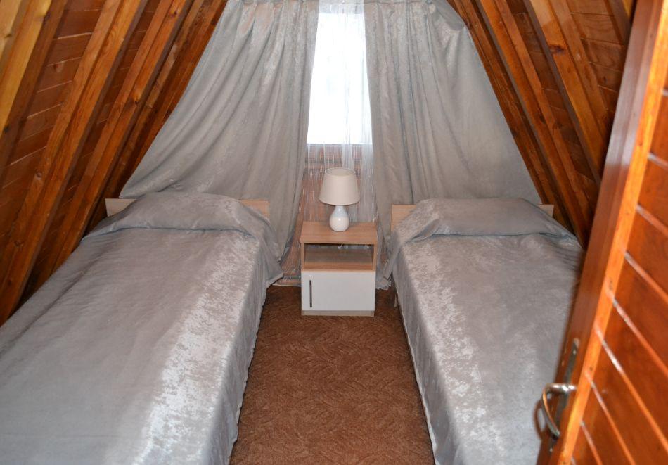 2=3 или 4=5 нощувки в напълно оборудвана къща за до 5 човека във Вилни селища Ягода и Малина, Боровец, снимка 23