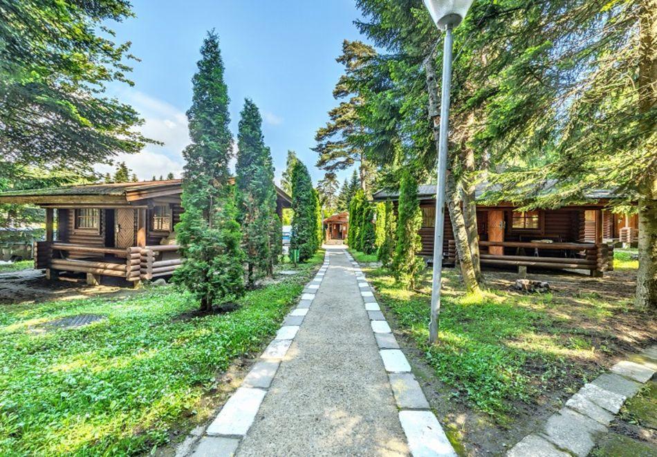 2=3 или 4=5 нощувки в напълно оборудвана къща за до 5 човека във Вилни селища Ягода и Малина, Боровец, снимка 13