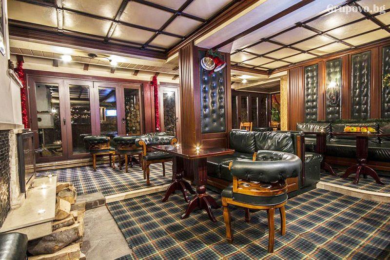 Нощувка със закуска на човек + голямо джакузи и релакс пакет в хотел Френдс, Банско, снимка 11