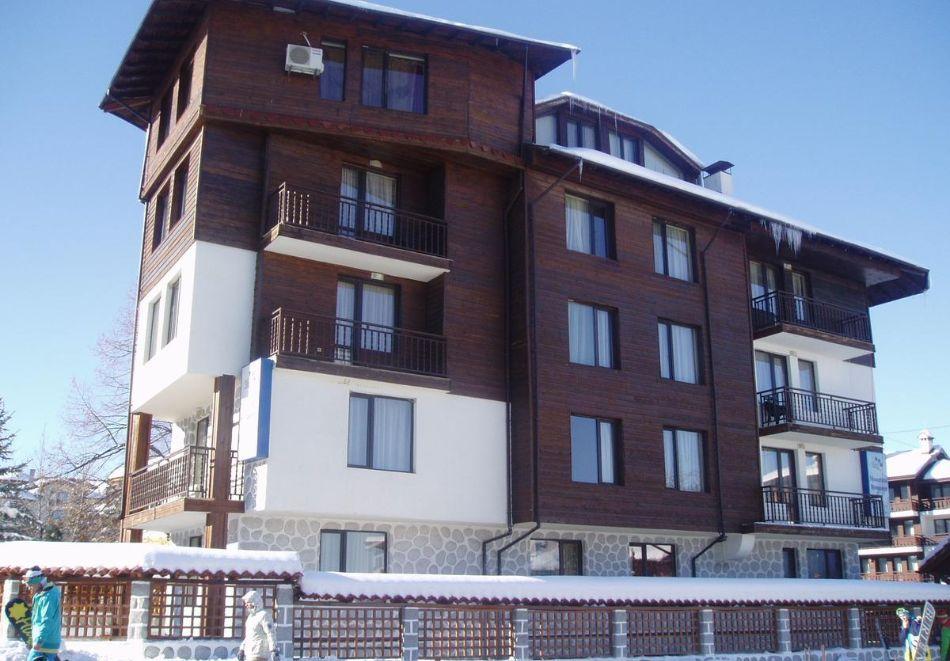 2+ нощувки за ДВАМА със закуски + релакс зона в хотел Планински Романс, Банско, снимка 2
