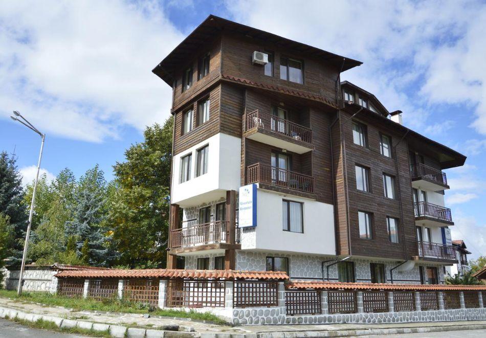 2+ нощувки за ДВАМА със закуски + релакс зона в хотел Планински Романс, Банско, снимка 3