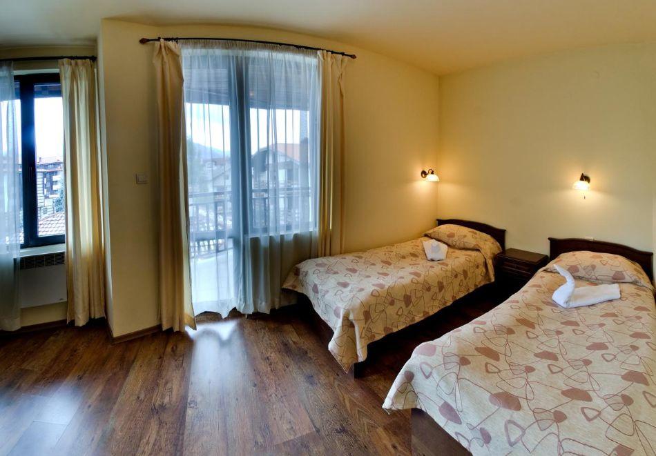 2+ нощувки за ДВАМА със закуски + релакс зона в хотел Планински Романс, Банско, снимка 11