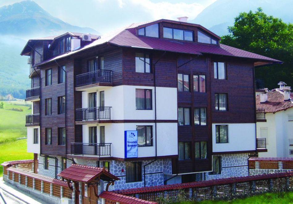 2+ нощувки за ДВАМА със закуски + релакс зона в хотел Планински Романс, Банско, снимка 4