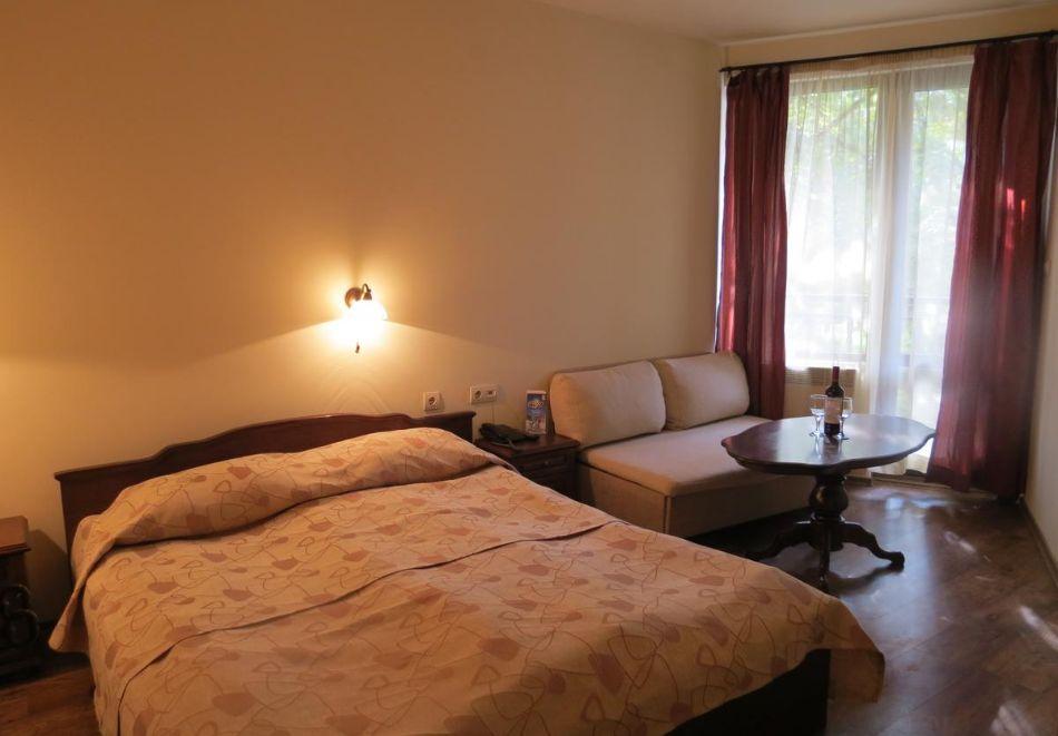 2+ нощувки за ДВАМА със закуски + релакс зона в хотел Планински Романс, Банско, снимка 10