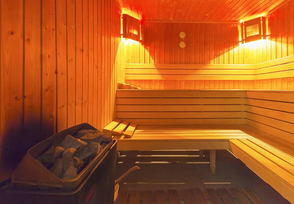 Уикенд край Банско! 2 нощувки на човек със закуски + басейн и релакс пакет в Терра Комплекс****, снимка 8
