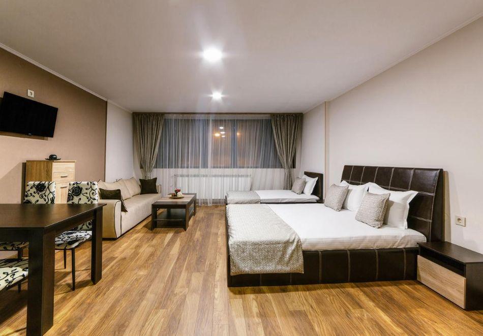2 или 3 нощувки за двама, трима или четирима в студио от Хотел и Казино Ринг, Кюстендил, снимка 6