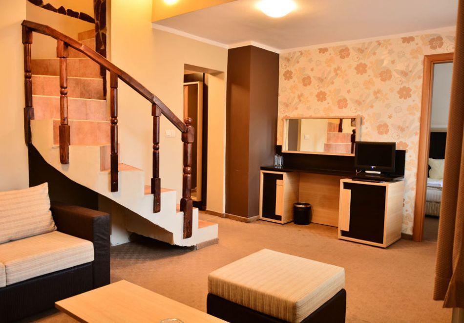 2+ нощувки на човек със закуски и вечери + релакс зона в хотел Олимп***, Банско, снимка 10