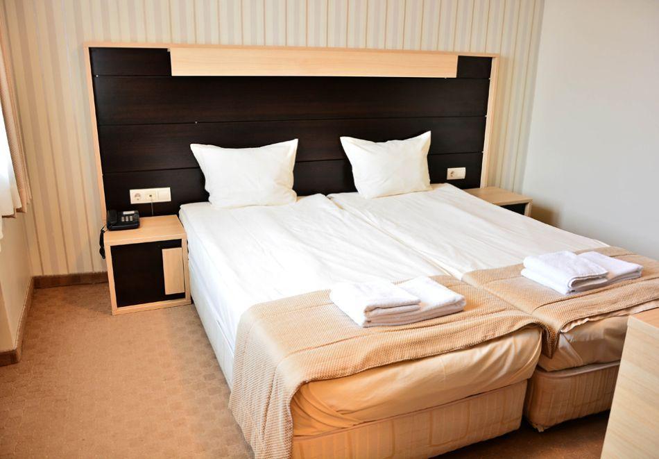 2+ нощувки на човек със закуски и вечери + релакс зона в хотел Олимп***, Банско, снимка 7
