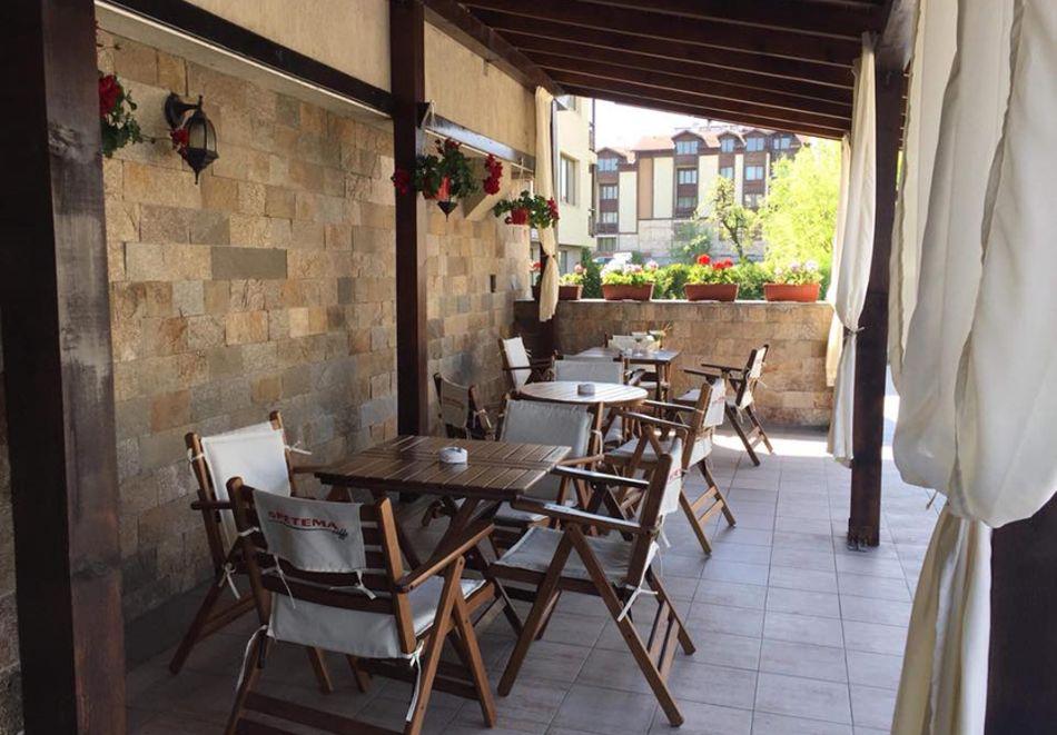 2+ нощувки на човек със закуски и вечери + релакс зона в хотел Олимп***, Банско, снимка 17