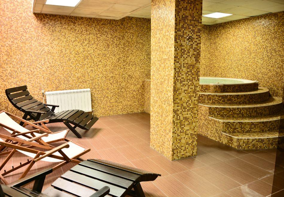 2+ нощувки на човек със закуски и вечери + релакс зона в хотел Олимп***, Банско, снимка 4