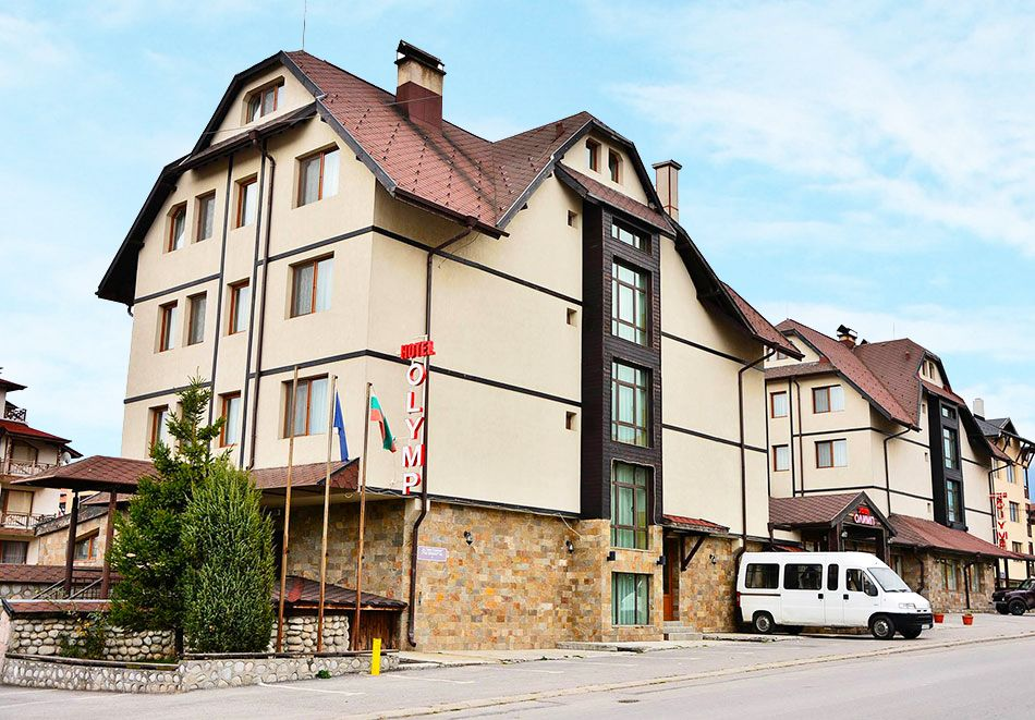2+ нощувки на човек със закуски и вечери + релакс зона в хотел Олимп***, Банско, снимка 2