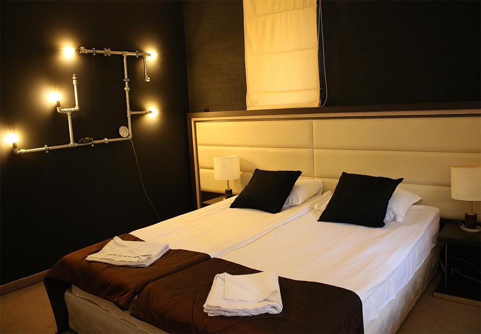 Нощувка на човек със закуска + сауна и джакузи от хотел Северна Звезда, Банско, снимка 6