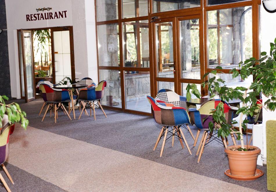 Нова година в Боровец! Нощувка на човек със закуска и вечеря в хотел Бор. Доплащане на място за Новогодишен куверт!, снимка 13