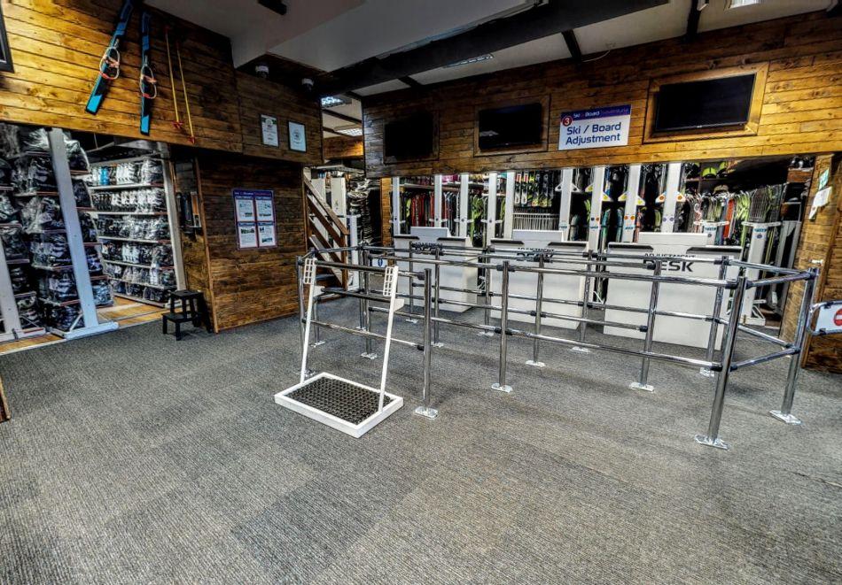 Сервиз на собствено ски или сноуборд оборудване от магазин Травентурия, Банско, снимка 6