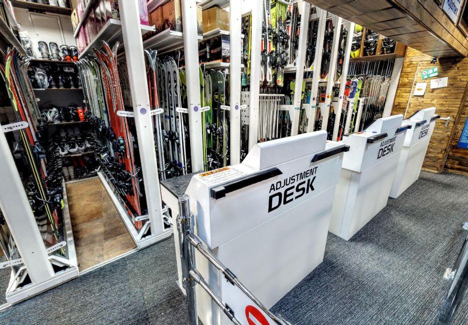 Сервиз на собствено ски или сноуборд оборудване от магазин Травентурия, Банско, снимка 4