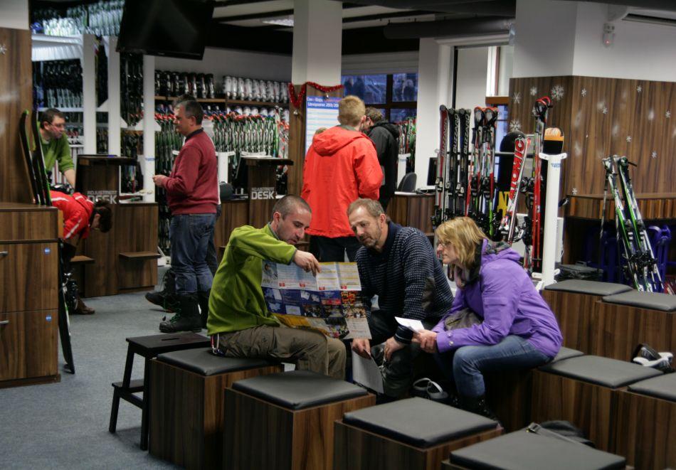 Сервиз на собствено ски или сноуборд оборудване от магазин Травентурия, Банско, снимка 8