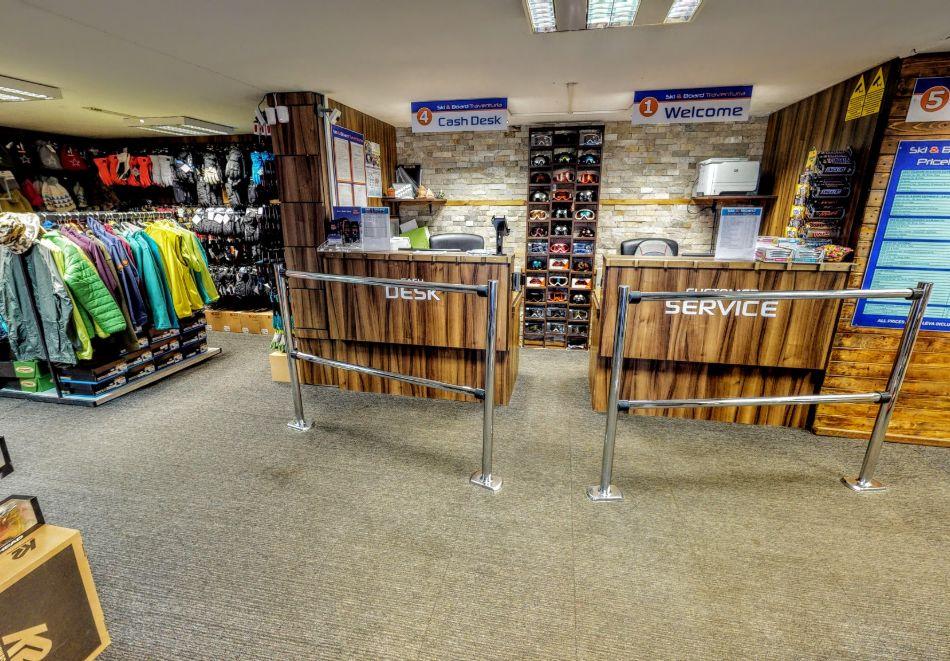 Сервиз на собствено ски или сноуборд оборудване от магазин Травентурия, Боровец, снимка 5