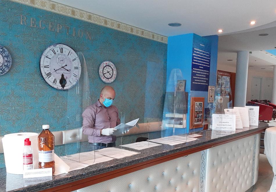 8-ми март в Св. Св. Константин и Елена! 2 нощувки на човек със закуски и вечери, едната празнична с DJ + СПА пакет в хотел Сириус Бийч****, снимка 23