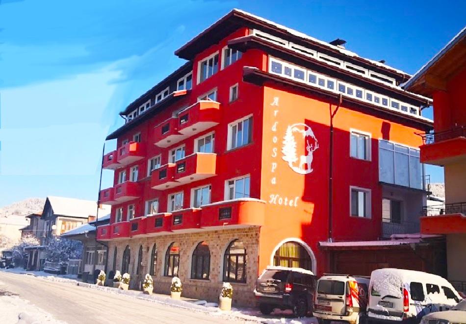 2 или 3 нощувки на човек със закуски и вечери + басейн и релакс пакет в АрдоСпа Хотел, Сърница до яз. Доспат, снимка 2