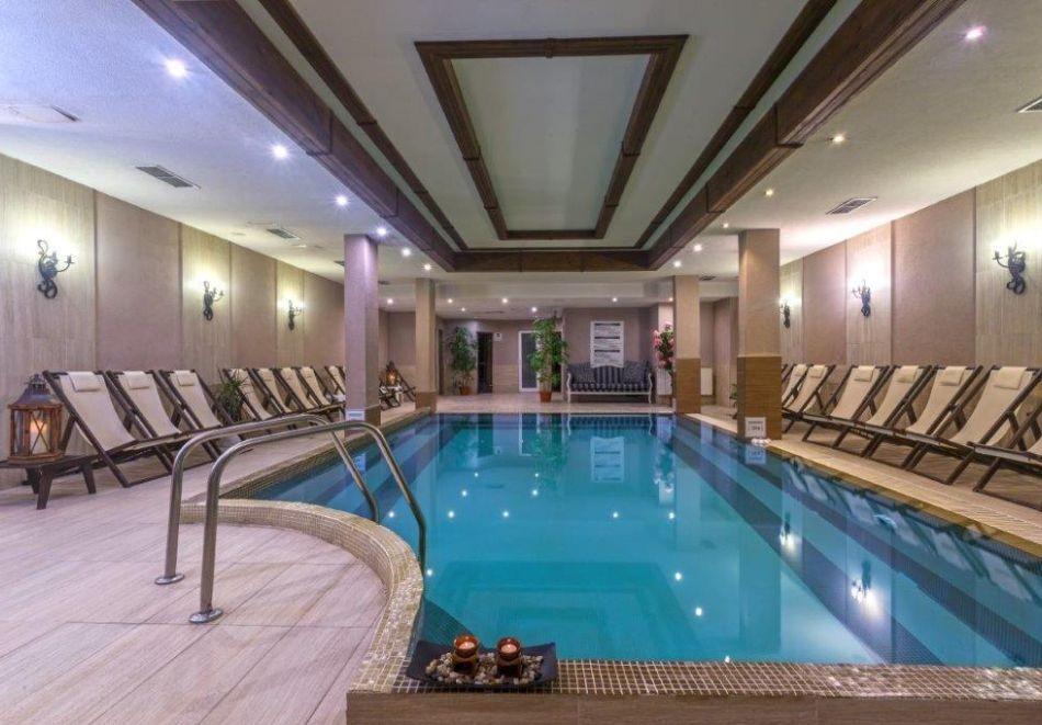 2 или 3 нощувки на човек със закуски + басейн, сауна и парна баня от хотел Мария Антоанета, Банско, снимка 8
