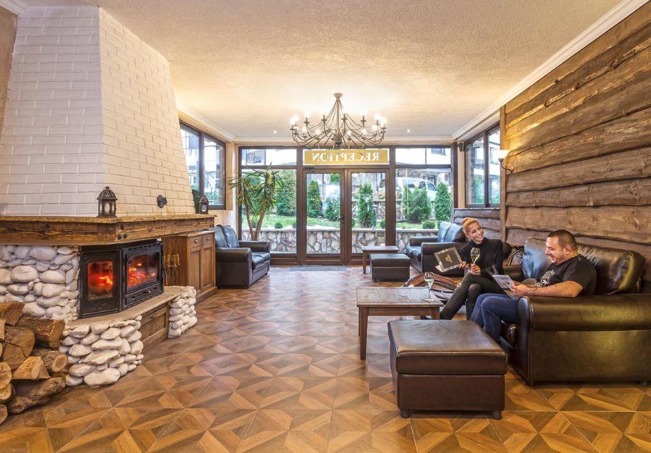 Майски празници в Банско. 2 или 3 нощувки на човек със закуски + басейн, сауна и парна баня от хотел Мария Антоанета, снимка 4