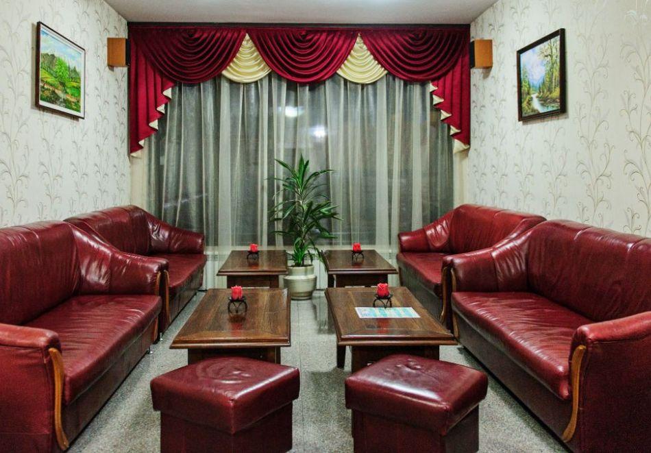Нощувка на човек + релакс зона в хотел Думанов, Банско. Възможност за изхранване на място!, снимка 6