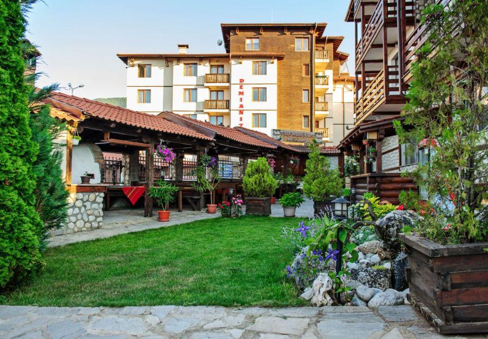 Нощувка на човек + релакс зона в хотел Думанов, Банско. Възможност за изхранване на място!, снимка 19