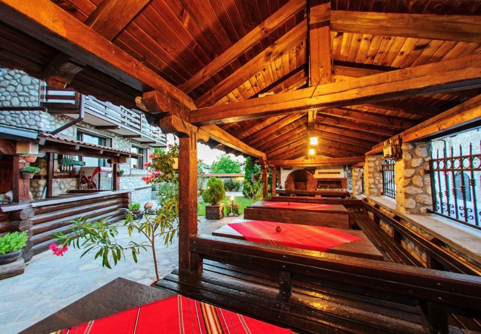 Нощувка на човек + релакс зона в хотел Думанов, Банско. Възможност за изхранване на място!, снимка 18