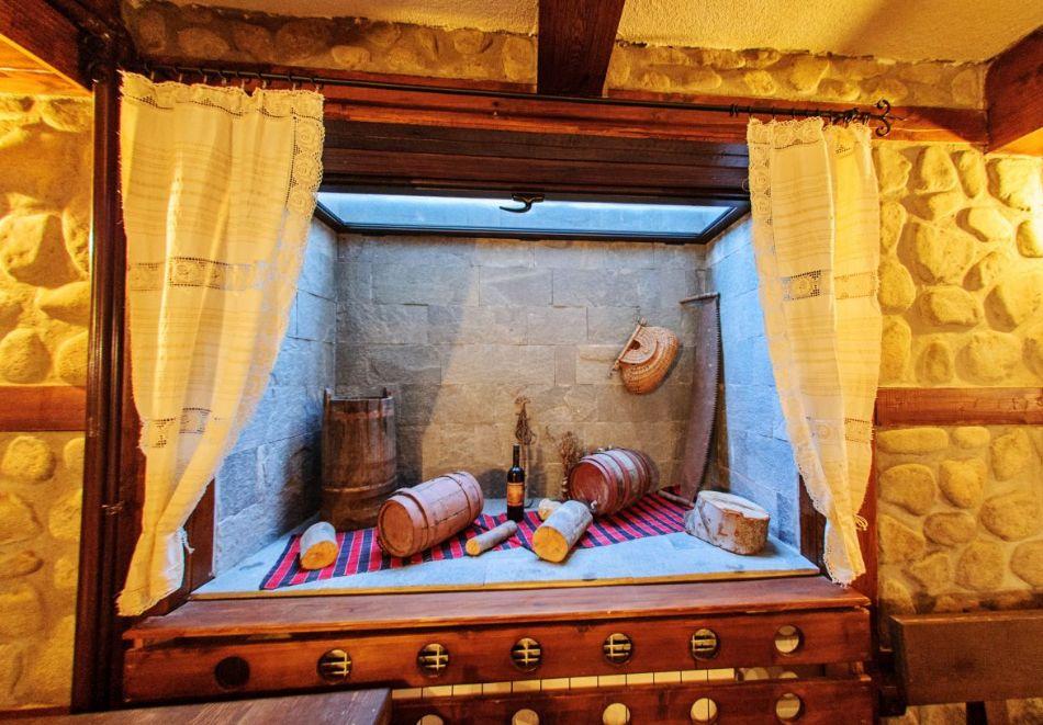 2, 4 или 6 нощувки на човек със закуски + релакс зона в хотел Думанов, Банско. БОНУС: Планински преход + водач + трансфер + пикник + минерален плаж + конна езда!, снимка 9