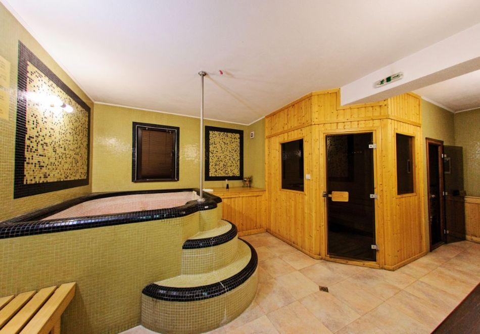 Нощувка на човек + релакс зона в хотел Думанов, Банско. Възможност за изхранване на място!, снимка 10