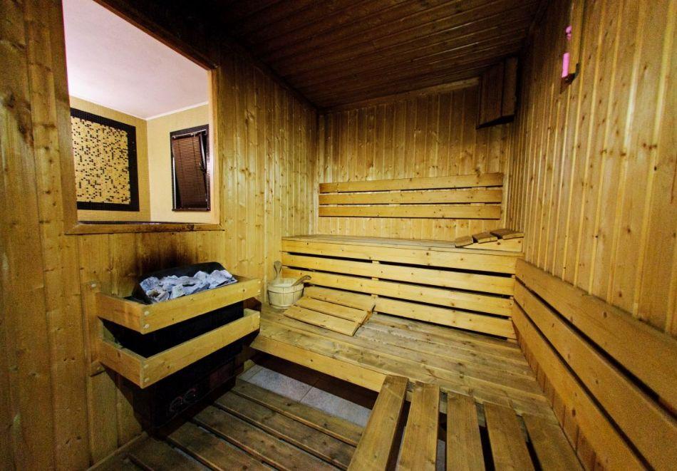 Нощувка на човек + релакс зона в хотел Думанов, Банско. Възможност за изхранване на място!, снимка 11
