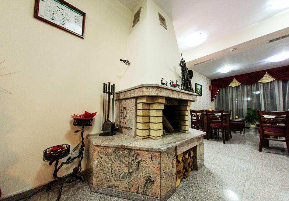 Нощувка на човек + релакс зона в хотел Думанов, Банско. Възможност за изхранване на място!, снимка 7