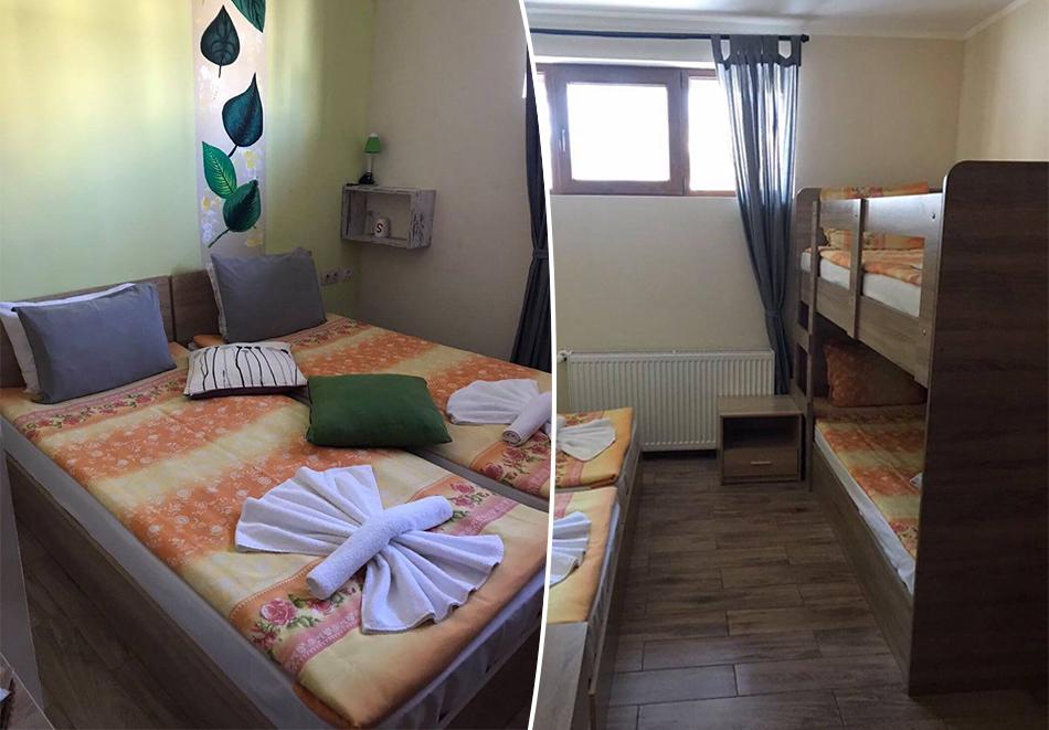 Почивка в Боровец, до писта Червено знаме! Нощувка за двама или четирима в Семеен хотел Сангрия. Възможност за изхранване на място!, снимка 5