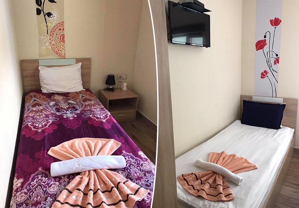 Почивка в Боровец, до писта Червено знаме! Нощувка за двама или четирима в Семеен хотел Сангрия. Възможност за изхранване на място!, снимка 4