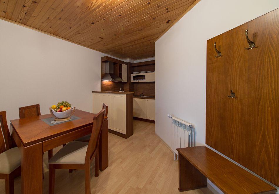 Нощувка в апартамент за четирима + релакс зона в Апартаменти за гости в Пампорово, снимка 34