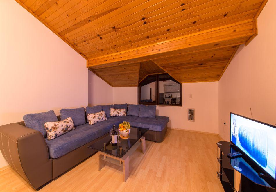 Нощувка в апартамент за четирима + релакс зона в Апартаменти за гости в Пампорово, снимка 26