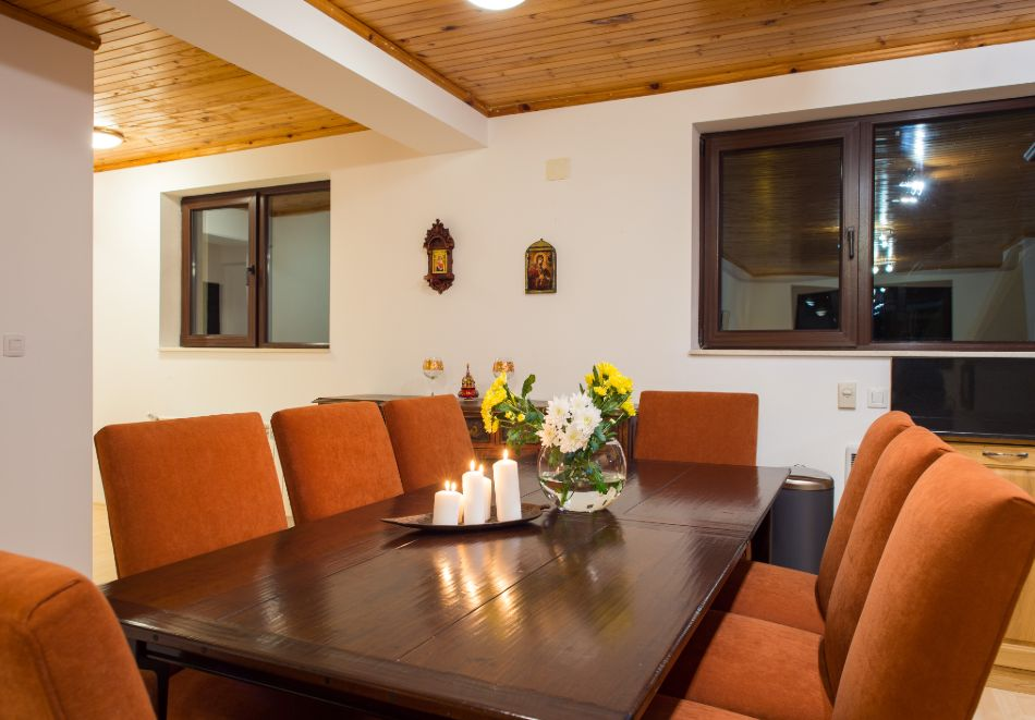 Нощувка в апартамент за четирима + релакс зона в Апартаменти за гости в Пампорово, снимка 31