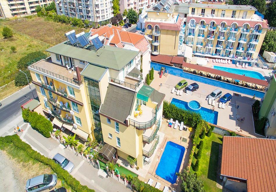 Хотел Ривиера, Несебър
