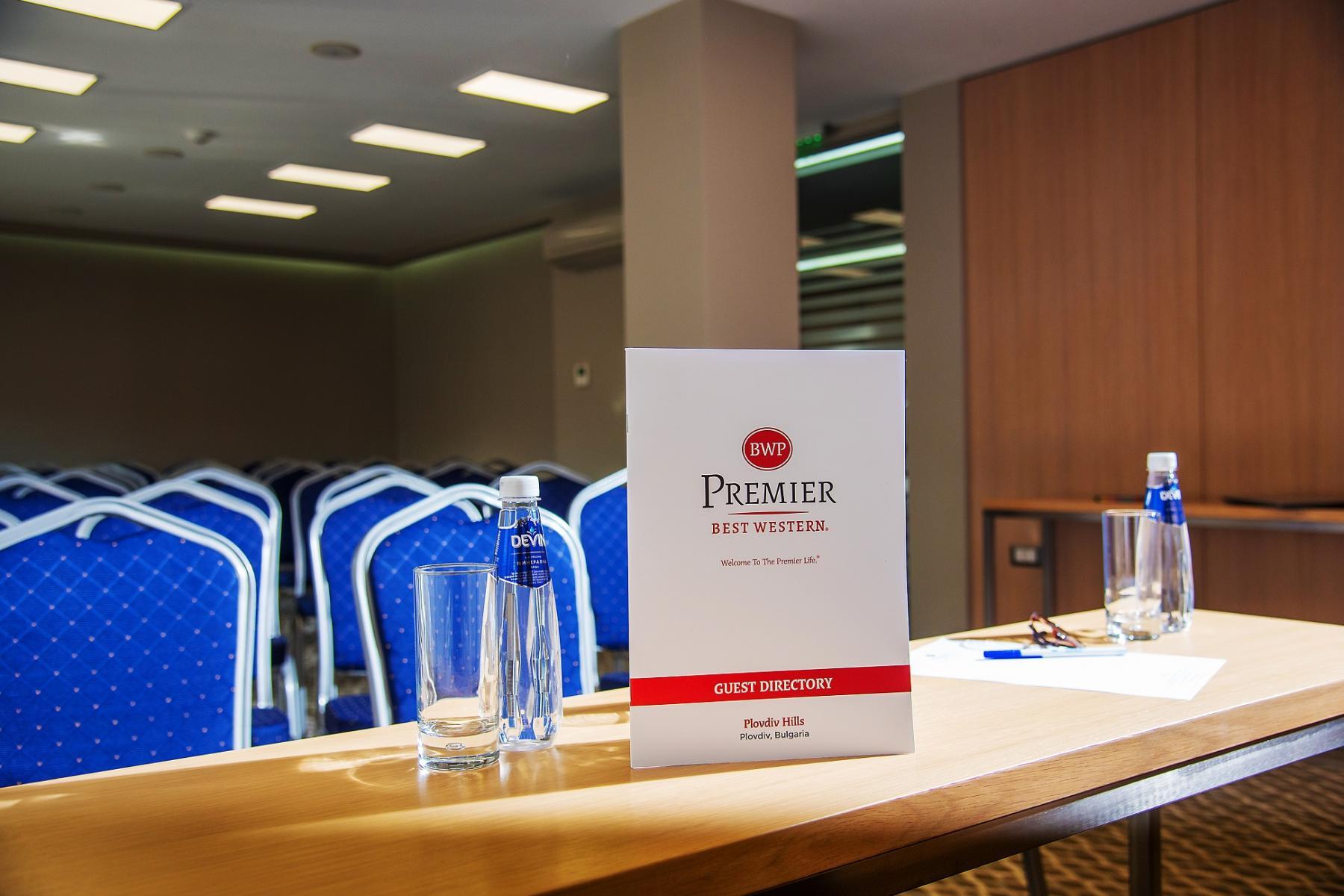 Нощувка със закуска за двама в хотел Бест Уестърн Премиер****, Пловдив, снимка 18