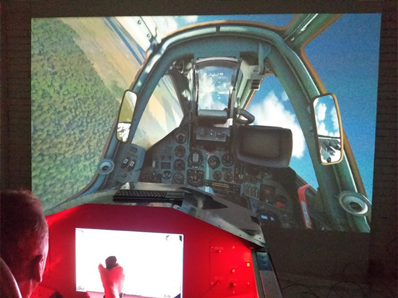 60-минутен полет на Авиосимулатор Фотоника + кратка лекция за авиацията от Авиационно-Космически форум, София, снимка 10
