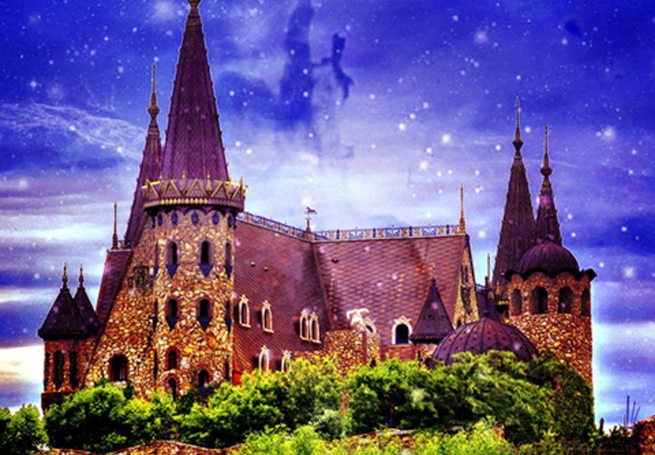 Замък Влюбен във вятъра Равадиново