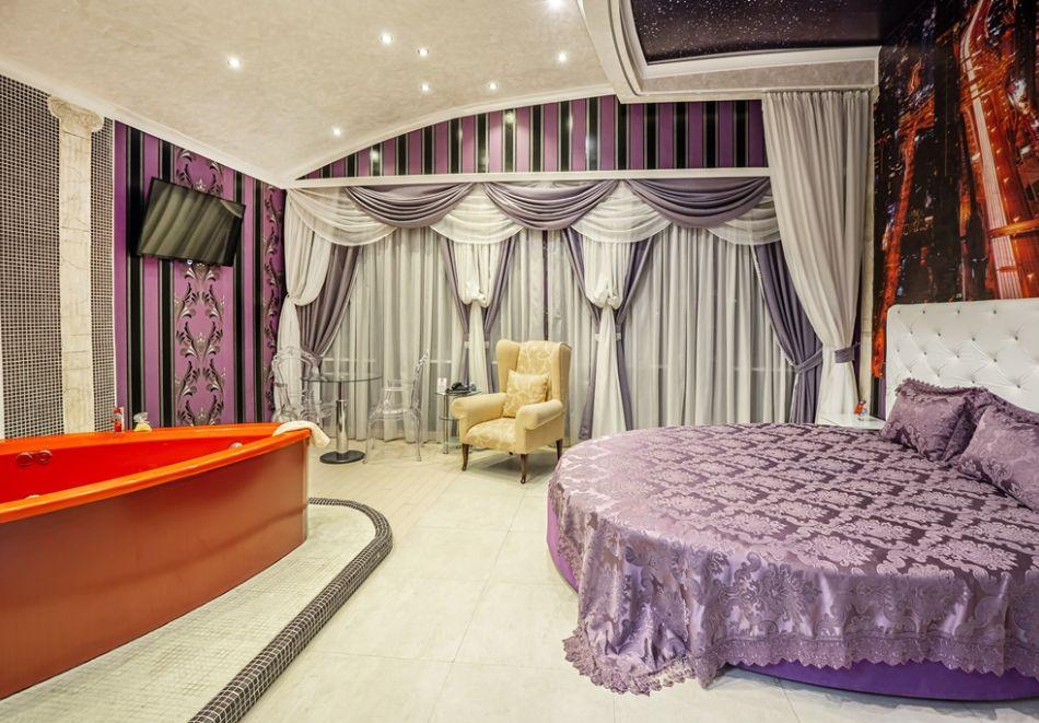 Нощувка на човек със закуска + басейн и СПА зона от хотел Дипломат Плаза****, Луковит, снимка 17