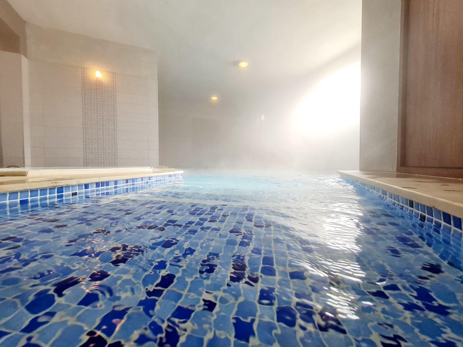 2 нощувки на човек със закуски и вечери + минерален басейн в Апартаменти за гости Сапарева Апарт, гр.Сапарева Баня, снимка 8